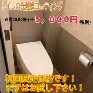 光触媒コーティング人気の秘密!
